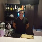 The Owner of Mango Lounge - Christian Gomez